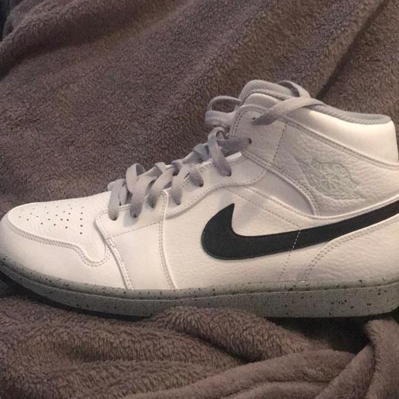 Nike Shoes | Air Jordan White Cement